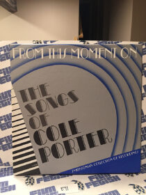 From This Moment On: The Songs of Cole Porter 4 CD Box Set (1992) Smithsonian Collection of Recordings [E91]