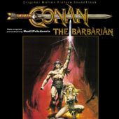 Conan The Barbarian Original Motion Picture Soundtrack Vinyl Edition