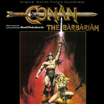 Conan The Barbarian Original Motion Picture Soundtrack Vinyl Edition