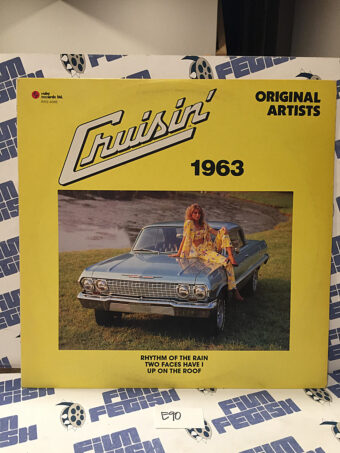 Cruisin' 1963 Hits by the Original Artists Vinyl Edition Ruby Records [E90]
