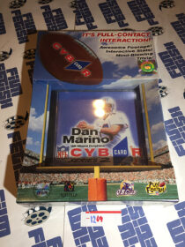 Dan Marino Cybercard 1996 Interactive CD Card Series 2 Miami Dolphins Sealed with Box [1269]