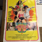 The Deadly Angels Original 27×41 inch Movie Poster – Shaw Brothers, Tony Liu, Corey Yuen (1977)