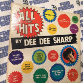 All the Hits by Dee Dee Sharp Original Vinyl Edition (1962) [E39]
