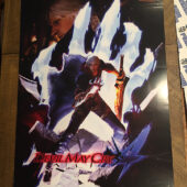 Devil May Cry 4 – 24×36 inch Promotional Game Poster