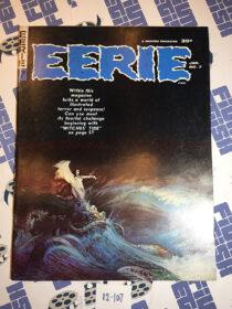 Eerie Magazine Number 7 Frank Frazetta Cover Art (January 1966) [12107]