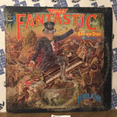 Elton John Captain Fantastic and the Brown Dirt Cowboy Original Vinyl Edition (1975) [E44]