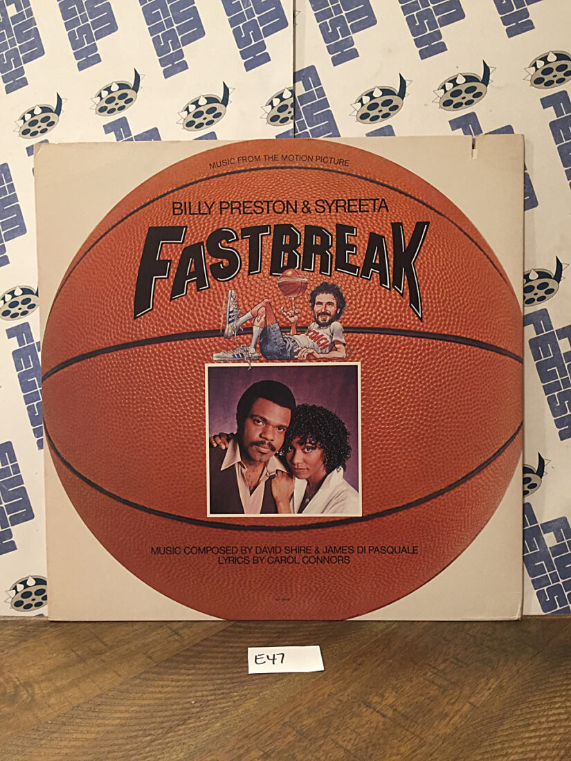 Fast Break Music from the Motion Picture Soundtrack Vinyl Edition [E47]