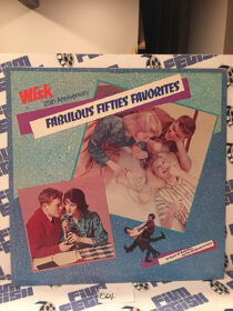 WISK 25th Anniversary Fabulous Fifties Favorites Rock N' Roll Hits by the Original Artists Vinyl [E64]