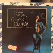 George Carlin Class Clown: Recorded Live at the Santa Monica Civic Auditorium Original 1972 Vinyl Edition [E79]