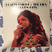 Gladys Knight and the Pips Golden Hits Vinyl Edition + Foldout Poster FRP-1001 [E27]