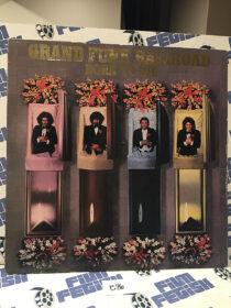 Grand Funk Railroad Born to Die Original Vinyl Edition (1976) [E86]