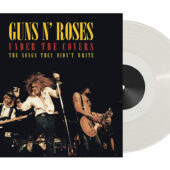 Guns N' Roses Under the Covers: The Songs They Didn't Write Limited 2-LP Clear Vinyl Edition (2020)