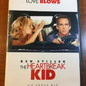 The Heartbreak Kid CD Press Kit Ben Stiller