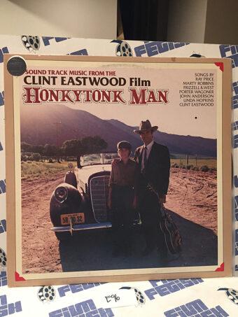 Clint Eastwood's Honkytonk Man Original Soundtrack Album Vinyl Edition [E96]