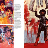 Hung, Drawn and Executed: The Horror Art of Graham Humphreys Hardcover Edition (2020)