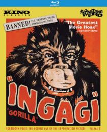 Ingagi (Gorilla) – Forbidden Fruit: The Golden Age of the Exploitation Picture Volume 8 Blu-ray Edition