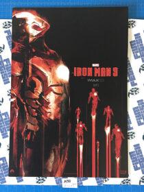Marvel Iron Man 3 Original Comic-Con 13×19 inch Card Stock IMAX Poster (2013) [A50]