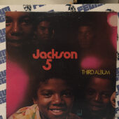 The Jackson Five Third Album Original Vinyl Edition + Motown Records Fan Club Insert (1970) [E76]