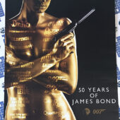 James Bond 007 16×20 inch 50th Anniversary Poster (2012) [A44]