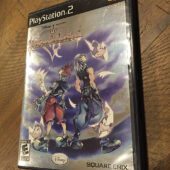 Kingdom Hearts Re:Chain of Memories PlayStation 2 with Manual (2008) [B58]