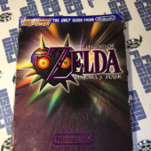 The Legend of Zelda Majora's Mask Official Nintendo Power Player's Guide [12127]