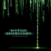 The Matrix Revolutions Original Motion Picture Soundtrack 2-LP Deluxe Vinyl Edition