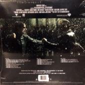 The Matrix Revolutions Original Motion Picture Soundtrack 2-LP Deluxe Vinyl Edition