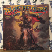 Molly Hatchet Flirtin' with Disaster Vinyl Edition Frank Frazetta Art Sleeve [E40]