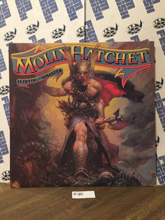 Molly Hatchet Flirtin' with Disaster Vinyl Edition Frank Frazetta Art Sleeve [E40]
