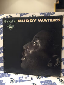 Muddy Waters – The Best of Muddy Waters Chess Records CH-9255 [E65]