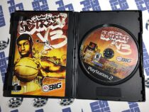 NBA Street V3 PlayStation 2 PS2 with Manual, No Paper Sleeve (2005)