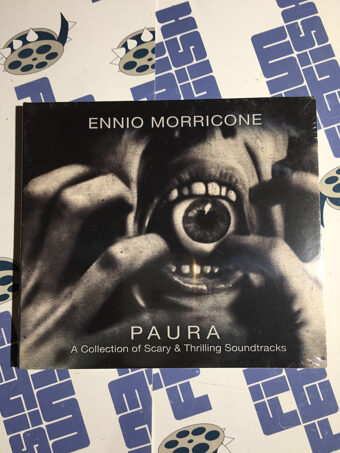 Ennio Morricone – Paura A Collection of Scary and Thrilling Soundtracks Limited Edition CD