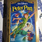 Peter Pan 45th Anniversary Limited Edition VHS