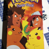 Pokemon: Thunder Shock VIZ Video VHS Edition (2006) Pikachu vs. Raichu