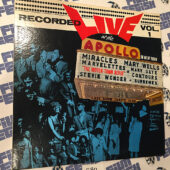 Recorded Live at the Apollo Theatre New York Volume 1 Motown Records Vinyl Edition (1963) [E30]