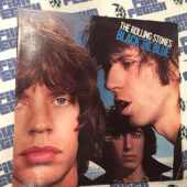 The Rolling Stones Black and Blue Original 1976 Vinyl Edition COC 79104 [E26]