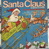 Santa Claus Is Coming to Town Favorite Christmas Songs 45 RPM 7 inch Record [84017]