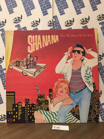 Sha Na Na From the Streets of New York Original Vinyl Edition (1973) [E55]