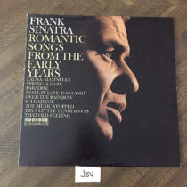 Frank Sinatra Romantic Songs From the Early Years Vinyl Edition [J54]