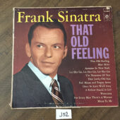 Frank Sinatra That Old Feeling Vinyl Edition CL 902 (1956) [J52]