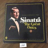 Frank Sinatra The Great Ones Vinyl Edition [J53]