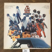 Sly and the Family Stone Greatest Hits Vinyl Edition (1970) [J61]