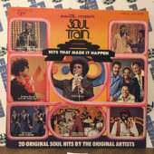 Soul Train Hits that Made it Happen – 20 Original Soul Hits by the Original Artists Vinyl (1973) [E48]