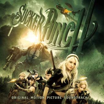 Sucker Punch Original Motion Picture Soundtrack Silver & Black Marbled Vinyl Edition