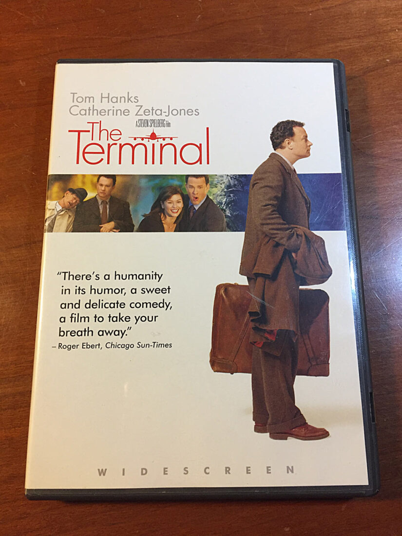 The Terminal DVD Edition Tom Hanks, Catherine Zeta-Jones