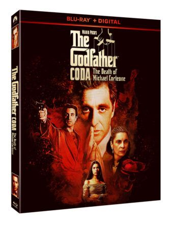 Mario Puzo's The Godfather Coda: The Death of Michael Corleone (The Godfather: Part III Director's Cut) Special Edition Blu-ray
