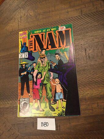 The Nam Marvel Comic (Vol. 1, No. 74, November 1992) [B80]