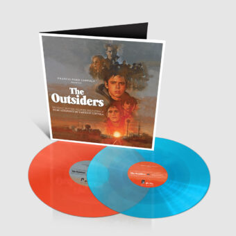The Outsiders Original Motion Picture Soundtrack 2-Disc Vinyl Special Edition