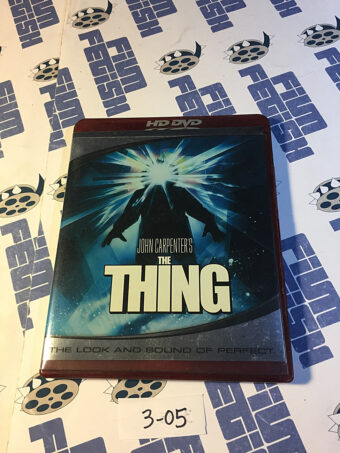 John Carpenter's The Thing HD DVD Edition (2006) [305]