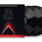 Total Recall Original Film Soundtrack 30th Anniversary Special 3-Disc Edition